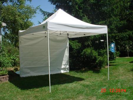 """""""ez instant foldable portable canopy 10 x 10 tent carrying pouch"""